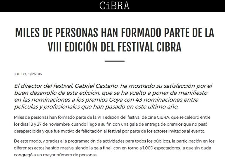 cibra2016